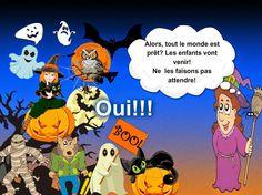 Halloween. Jeux de vocabulaire en ligne