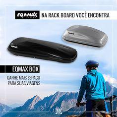 Precisando de mais espaço?? A Rack Board tem a solução! Aqui você também encontra o Eqmax Box. Um produto Eqmax, de alta qualidade, resistência e durabilidade.  Visite nossa loja virtual: www.rackboard.com.br ou de uma passadinha em nossa loja física.  Esperamos por você! 😉 #EqmaxBox #Bagageiro #Maleiro #Box #Suportes #Eqmax #RackBoard  http://www.rackboard.com.br/