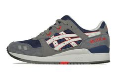 ASICS GEL SUMMER 2013 COLECTION PREVIEW