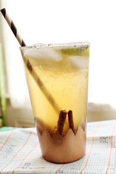 Recipe : Cinnamon Sour