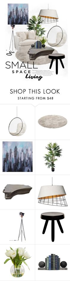 """""""small space living..."""" by ian-giw ❤ liked on Polyvore featuring interior, interiors, interior design, home, home decor, interior decorating, modern, Home, living and giw Small Space Living, Small Spaces, Interior Decorating, Interior Design, Interiors, Mood, Polyvore, Modern, Table"""