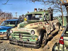 Tow Truck aka Wrecker