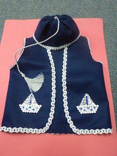 Η ΜΕΓΑΛΗ ΠΟΛΙΤΕΙΑ ΤΩΝ ΜΙΚΡΩΝ!!!: Το γιλεκάκι που φορείς (γ΄μέρος) 25 March, Romania, School, Sweaters, Blog, Crafts, Fashion, Moda, Manualidades