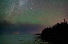 The Headlands at the tip of Michigan's lower peninsula is a great place to star gaze with the family.