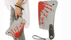 Bloody Meat Cleaver purse: the scariest fashion statement ever? - Lost At E Minor: For creative people