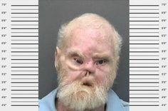 30 Highly Disturbing Mug Shots - Wow Gallery Vintage Oddities, Human Oddities, Bad Life, Old Newspaper, Pictures Of People, Adult Humor, Mug Shots, Life Skills, Best Funny Pictures