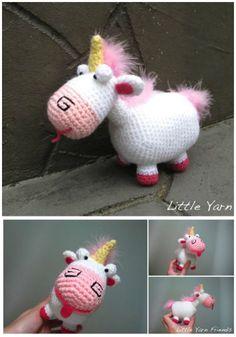 Lil' Fluffy Unicorn