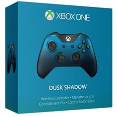 Now in stock Xbox One Wireless..., get them while they last! http://www.retroarkayde.com/products/xbox-one-wireless-controller-dusk-shadow?utm_campaign=social_autopilot&utm_source=pin&utm_medium=pin #videogames #tcg