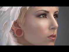 ▶ The Amazing Power of Frequency Separation Retouching in Photoshop - YouTube