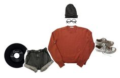 """""""chelsea hotel"""" by grumpy-hellcat ❤ liked on Polyvore featuring Element, CHESTERFIELD and Converse"""