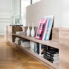 Schmidt Drammen Schmidt, Bookcase, Pastel, Shelves, Home Decor, Shelving, Homemade Home Decor, Book Shelves, Shelf