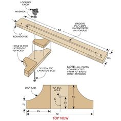 Build an Adjustable Square
