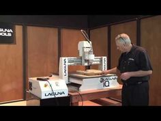 Interested in Guitarmaking? Watch how a Laguna IQ CNC can help you with your needs at http://youtu.be/JgY4zP2LS5M with an indepth explanation.