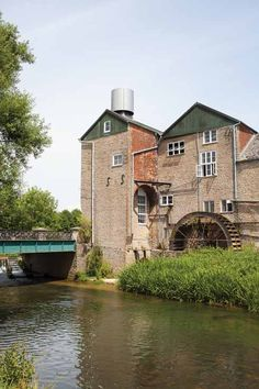 The riverside brewery, Bridport