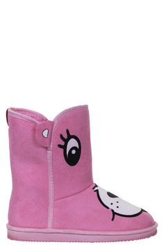 Iron Fist Care Bears Stare Fugly Boot pink BOOTS classic cartoon  #IronFist #boot #Casual