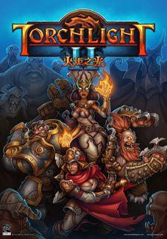 [RPG][火炬之光2][Torchlight.II][2012]