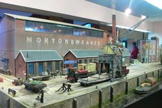 Expo Trains, 8 and 9 November 08 in Walferdange / Luxembourg - Model Railroad Forum 1: 22.5 and 1: 1 - 1:32