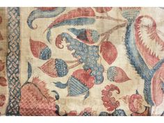 Palampore Chintz Indian Hanging - The Textile Trunk