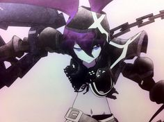 Insane Black Rock Shooter Anime | Insane Black Rock Shooter 2 by ~NeneRuki on deviantART