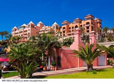 Architecture at Tenerife island   Canaries