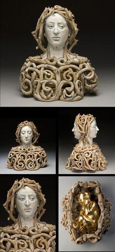 The Sculptor Adrian Arleo