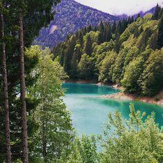 Eccoci a #Sauris,  una perla Verde tra le Alpi Carniche e le Dolomiti Friulane