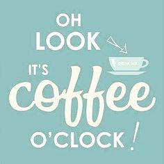 Workday wearing you down? Your in luck its Coffee O'CLock!  #GloriaJeansCoffee #GloriaJeans #workday #coffeeaddict #coffeelover