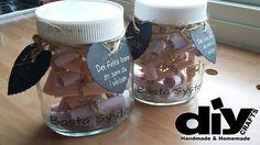 DIY Craft Glass jar with meaning and love | Gör Det Själv: Glasburk med mening och kärlek TURORIAL: https://www.youtube.com/watch?v=zJWFlxSNYDs&feature=youtu.be