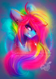 Rainbow Dash 20% cooler [SOON - SpeedPaint] by Wilvarin-Liadon.deviantart.com on @DeviantArt