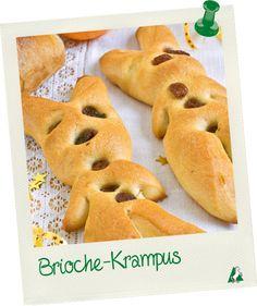 Brioche-Krampus