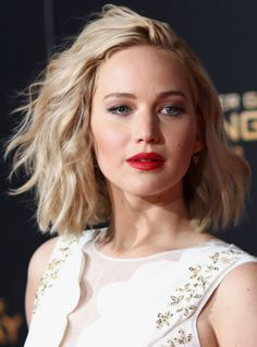 9 Beauty Trends That Will Be *Huge* in 2016  The Everlasting Lob, w/ choppy texture or swag bangs like taylor swift- MarieClaire.com