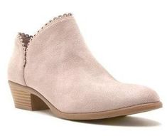 New arrival! Lace Trimmed Sued... Buy it here now http://www.rkcollections.com/products/lace-trimmed-suede-bootie?utm_campaign=social_autopilot&utm_source=pin&utm_medium=pin