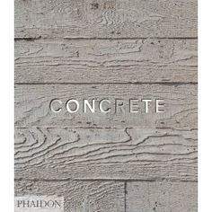"""Concrete 