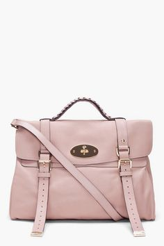 oversized alexa bag / mulberry