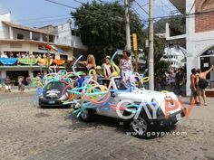 GayPV | Vallarta Pride - First pride parade ever - May 26, 2013 - Part I