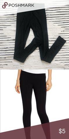 4efa6e030bfa6 BNWOT H M Black Leggings BNWOT H M Leggings - Never worn - A staple basic -  Will