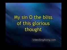 It Is Well With My Soul with Lyrics - YouTube