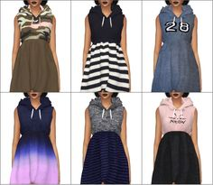 Dress Retexture at Kenzar Sims via Sims 4 Updates