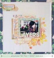 A Project by portablemichelle from our Scrapbooking Gallery originally submitted 09/01/13 at 08:21 AM