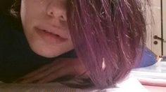 #Violet #lips
