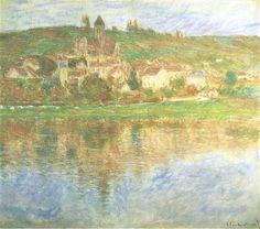 Vetheuil - Claude Monet