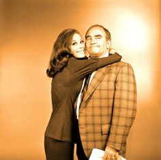 "Lou Grant & Mary Richards  ""The Mary Tyler Moore Show"""