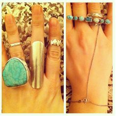 I need all of these rings!