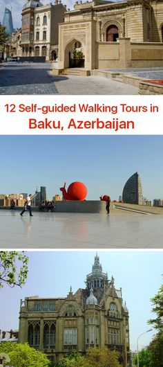 """Otherwise known as the """"City of Winds"""", the capital of Azerbaijan Baku lies 28 meters below sea level. Baku is the largest and fastest developing city in the Caspian and Caucuses regions. The city's skyline is dominated by ultra-modern buildings emerged in recent decades."""