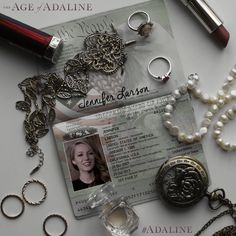 She's been running for so long, she doesn't know how to stop. #Adaline's identity must remain a secret.