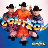 fuera de control cover control album cover fuera de control cd cover