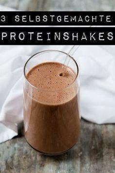 """Wer sich mit den Themen """"Fit & Healthy"""" beschäftigt, wird früher oder später über Proteinshakes stolpern. Es gibt sie von etlichen Firmen und die Meinungen sind sehr geteilt: Die einen schwören darauf, während die anderen sie verteufeln. Es heisst: Die Proteine sind oft minderwertig und die meisten Shakes schmecken wie… lassen wird das. Fakt ist: …"""