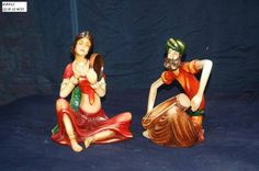 "Dafli Pair 12"" by 15"" INR 7000"