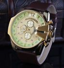 Fashion Mens Leather Black and Golden Dial Quartz  wrist Watch in Original- http://www.siboom.co.uk/compare-prices-compare-prices-jewellery-watches_c109814.html.html?catt=compare-prices-jewellery-watches&k=Fashion+men+watches&ppa=4 For sale at this price again for  12 days 20 hours  e 1 hour Type Buy it now Price blocked until  17032015 074345   Condition New without tags    Place Ch