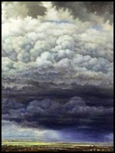 Painter Gonzalo Ariza Landscape Paintings, Landscapes, American Art, Painters, Designers, Clouds, Photography, Outdoor, Scenery